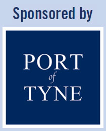 Sponsored by Port of Tyne